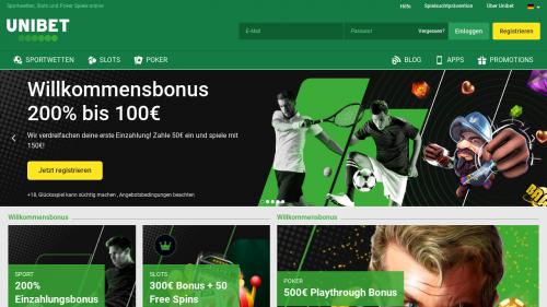Unibet Casino Bonus Codes 2021